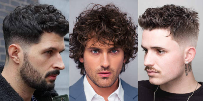 Curly Hairstyles Haircuts For Men 2019 Beauty Health Tips