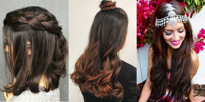 Easy Simple Hairstyles Haircuts For Girls 2019 Beauty Health Tips