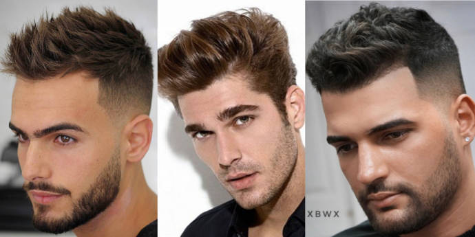 Hairstyles Haircuts According To Face Shape Male Beauty Health