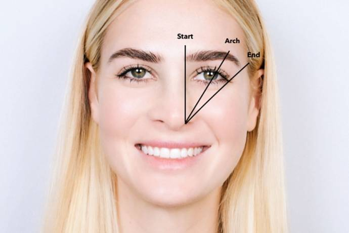 How to Shape Your Brow