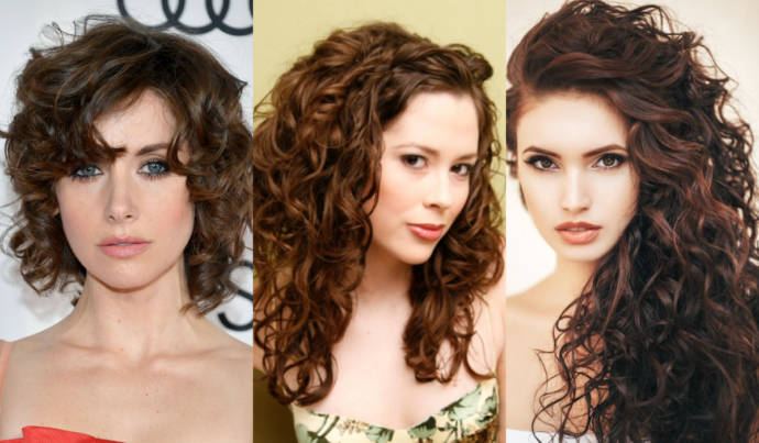 Latest Curly Hairstyles Haircuts For Women 2019 Beauty