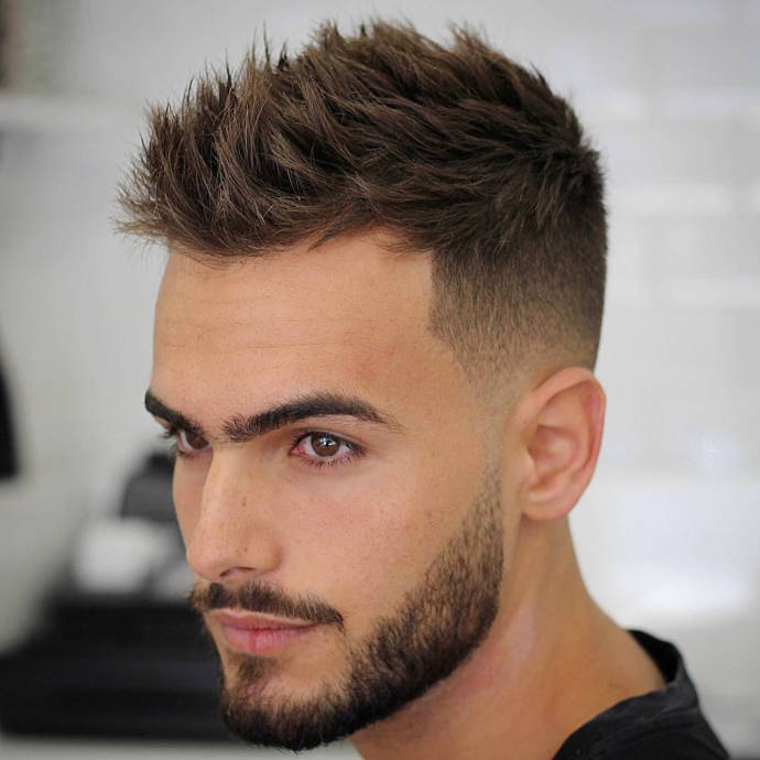 Best Men S Latest Hairstyle Haircut Trends 2019 Beauty Health Tips