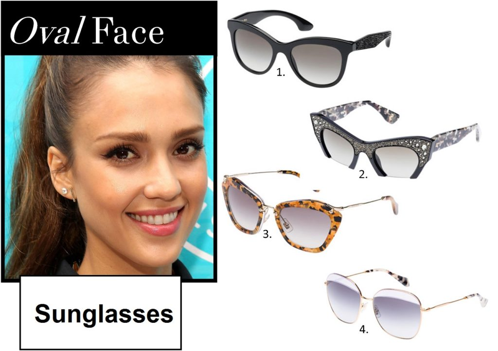 sunglasses oval face
