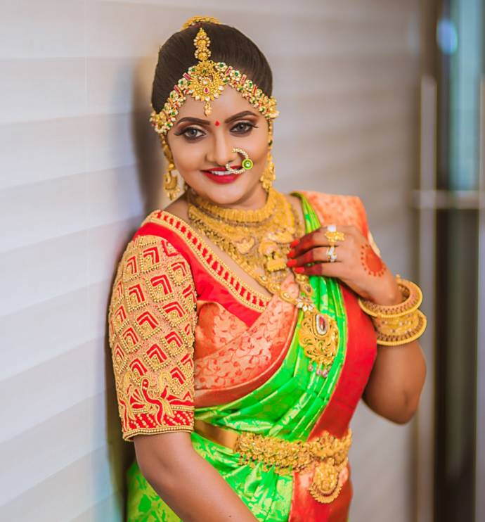 Bridal Blouse Designs 2019 Latest Images: Latest maggam work blouse designs 2019 - Beauty 6 Health tipsrh:beautyhealthtips.in,Design
