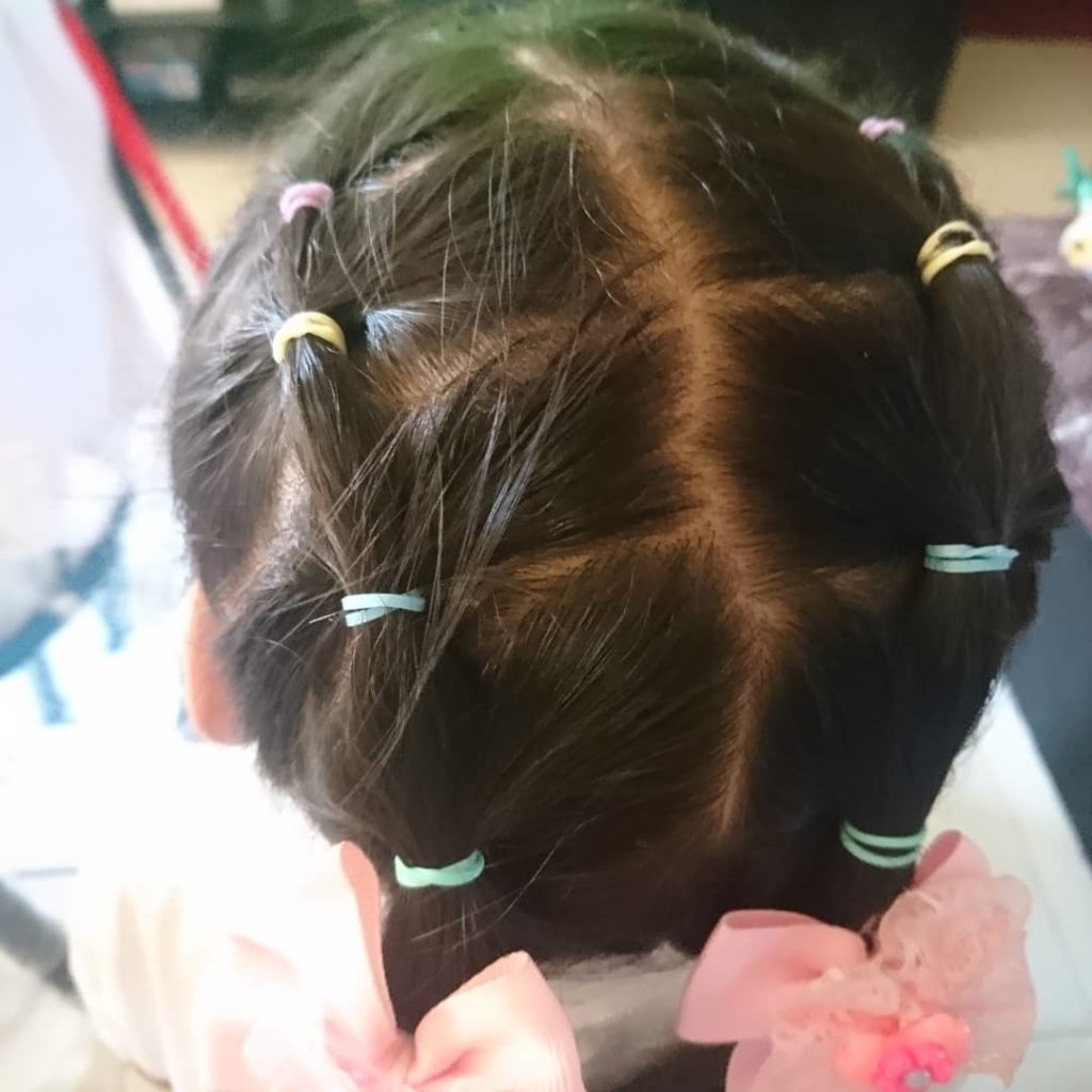 The Little Princess Hairdo