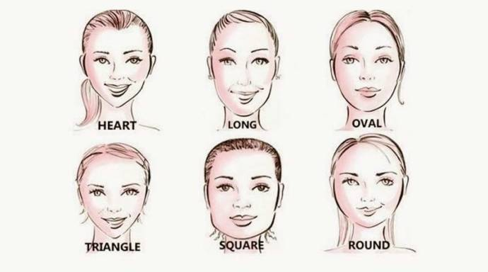 best eyebrow styles for each face shape