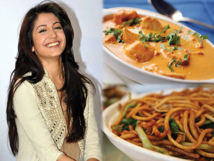 Anushka Sharma's Diet Routine