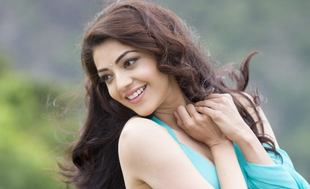 Kajal agarwal's beauty tips