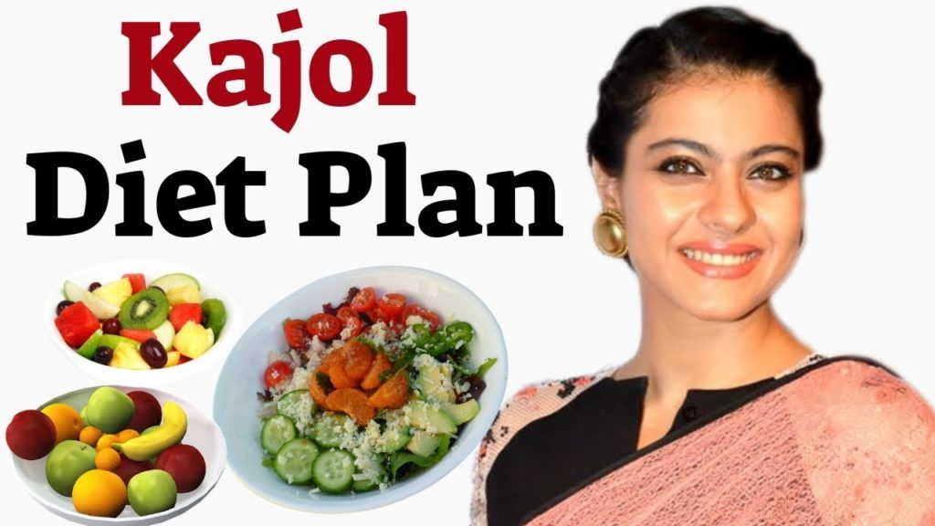 Kajol's Diet Plan