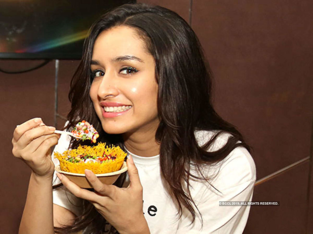 Shraddha's Diet Plan
