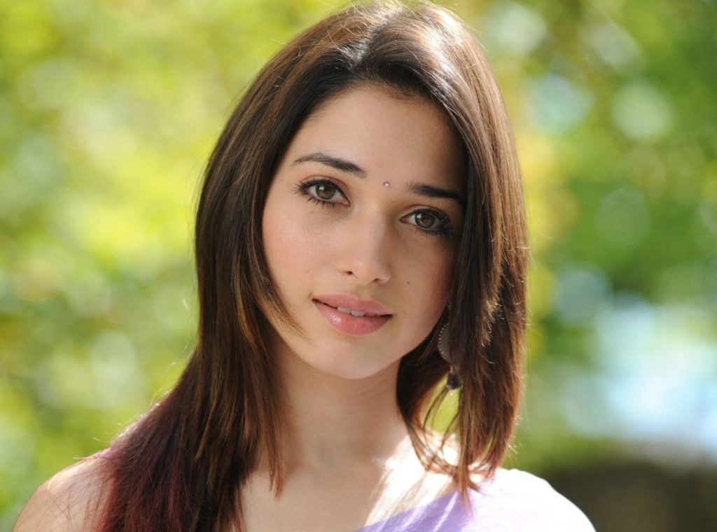 Tamanna's beauty tips