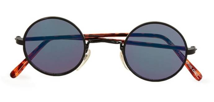 Topman Hindsight Vintage Sunglasses