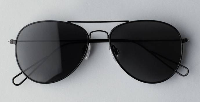 Weekday Tour Aviator sunglasses