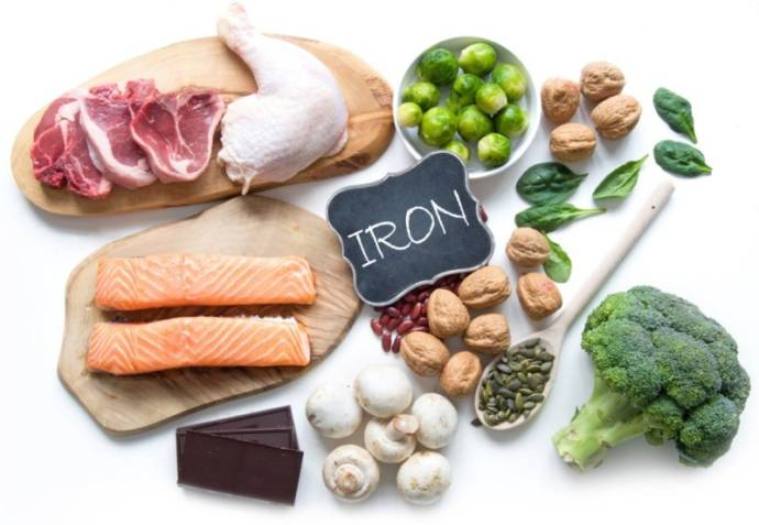 Best sources of iron