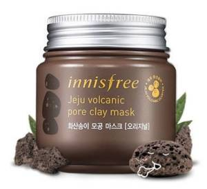 Jeju Volcanic Pore Clay Mask by Innisfree