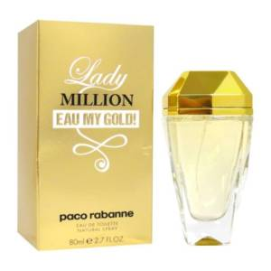 Lady million Eau My gold! Eau De Toilette spray