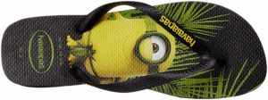 Havaianas Flip Flop Sandals with Minion Stuart for Men