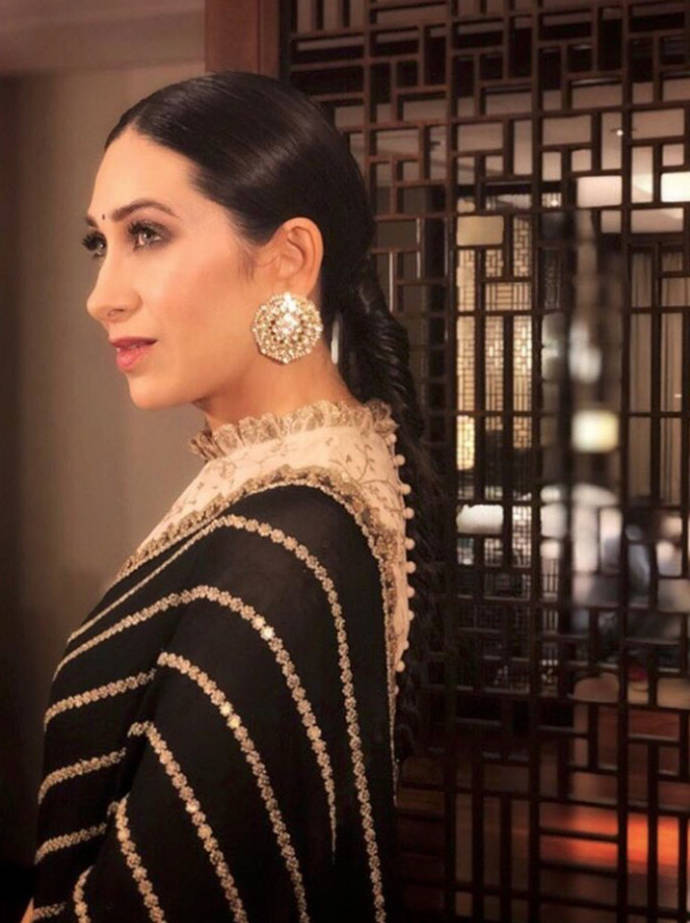 Karisma Kapoor's Fishtail Braid Hairstyle