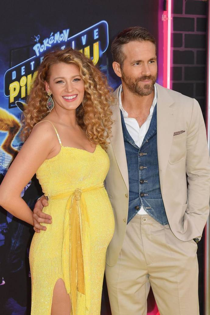 Ryan Reynolds and Blake Lively expecting their third baby