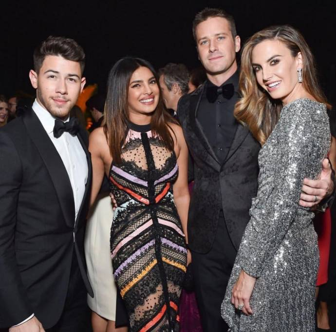 Priyanka Chopra and Nick Jonas can't keep up with their wedding either2