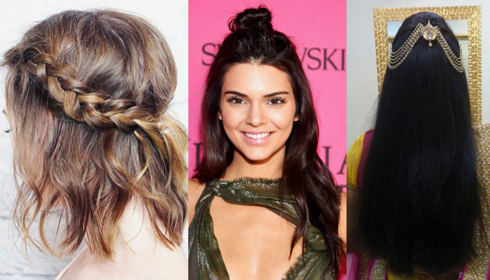 Easy & Simple Hairstyles for Girls