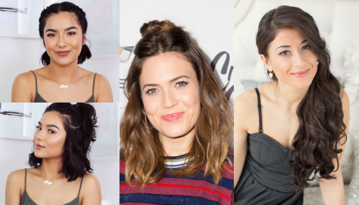 Latest winter hairstyles with short, medium & long hair