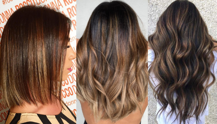 Balayage Hairstyle Ideas for Short, Medium & Long Hair