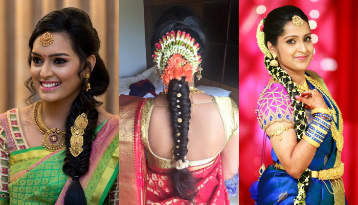 Stunning Kerala Bridal Hairstyles & Haircuts for Women