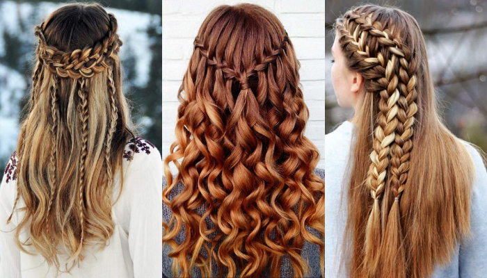 Stun Everyone with These Perfect Christmas Party Hairstyles & Haircuts
