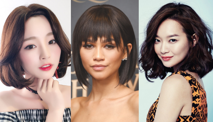 Gorgeous Korean Hairstyles & Haircuts for Short Hair