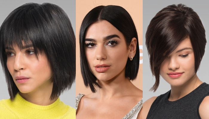 Trendy Bob Hairstyles & Haircuts for Graduation Party