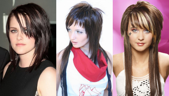 Beautiful Collection of Best Emo Hairstyles & Haircuts