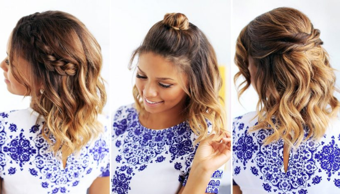 Style Your Frizzy Hair with These Latest thick, Easy Hairstyle & Haircuts