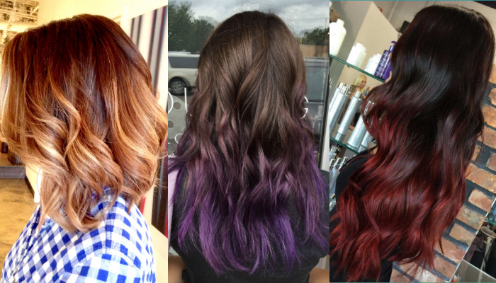 Stunning Ombre Hair Color Ideas