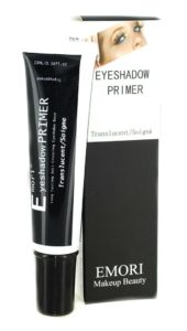 Emori Enhancing & Long Lasting Eyeshadow Primer