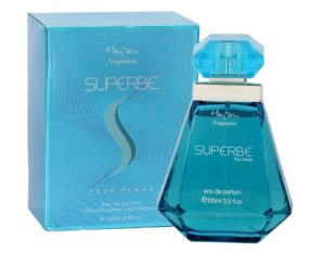 Hey You Original Womens 100ml SUPERBE Perfume Spray Scent Imported EDP Gift