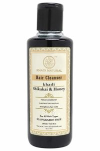 Khadi Shikakai and Honey Hair Conditioner