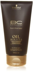 Schwarzkopf Professional BC Bonacure Oil Miracle Gold Shimmer Conditioner