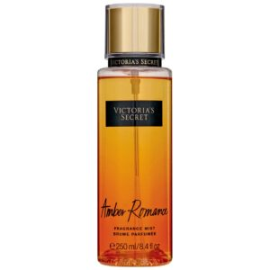 Victoria's Secret Amber Romance Fragrance Mist for Women
