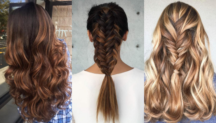 Wonderful ideas for stunning hairstyles with highlights