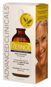 Advanced Clinical Professional Strength Retinol Serum
