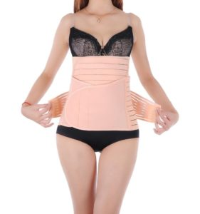 Breathable Elastic Maternity Support Belt Postpartum Wrapper Abdomen Slimming Belt