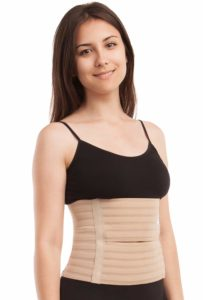 Gabrialla breathable elastic binder