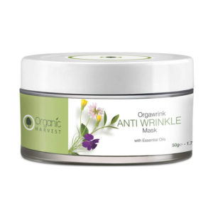Organic Harvest Organic Anti Wrinkle Mask