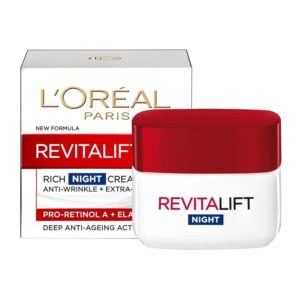 Revitalift L'Oreal Paris Anti-Wrinkle + Firming Night Cream