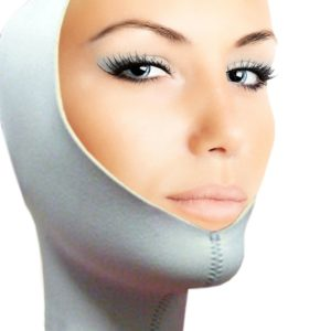 V-Line Face Lifting Slimmer Chin Lift Band Anti-Aging Mask